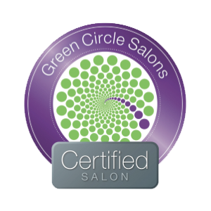 certified green circle chicago hair salon